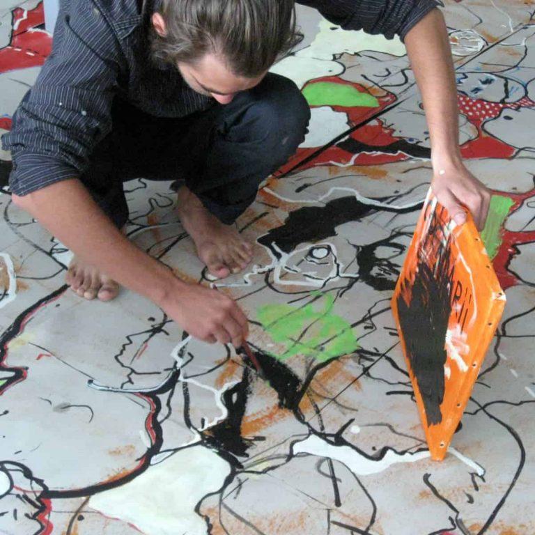 Kunsttherapie Weiterbildung Trainingsjahr